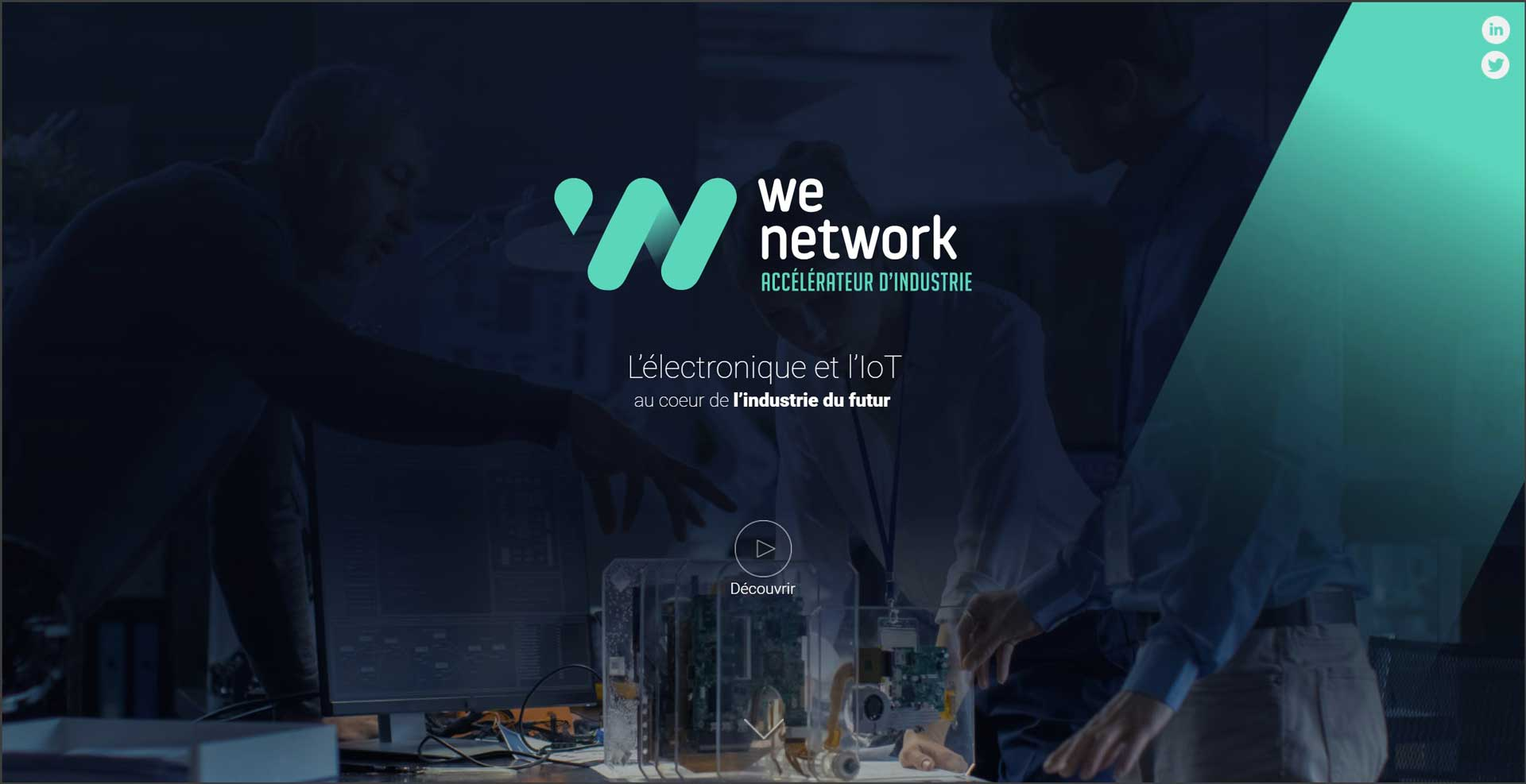 We Network se renouvelle !