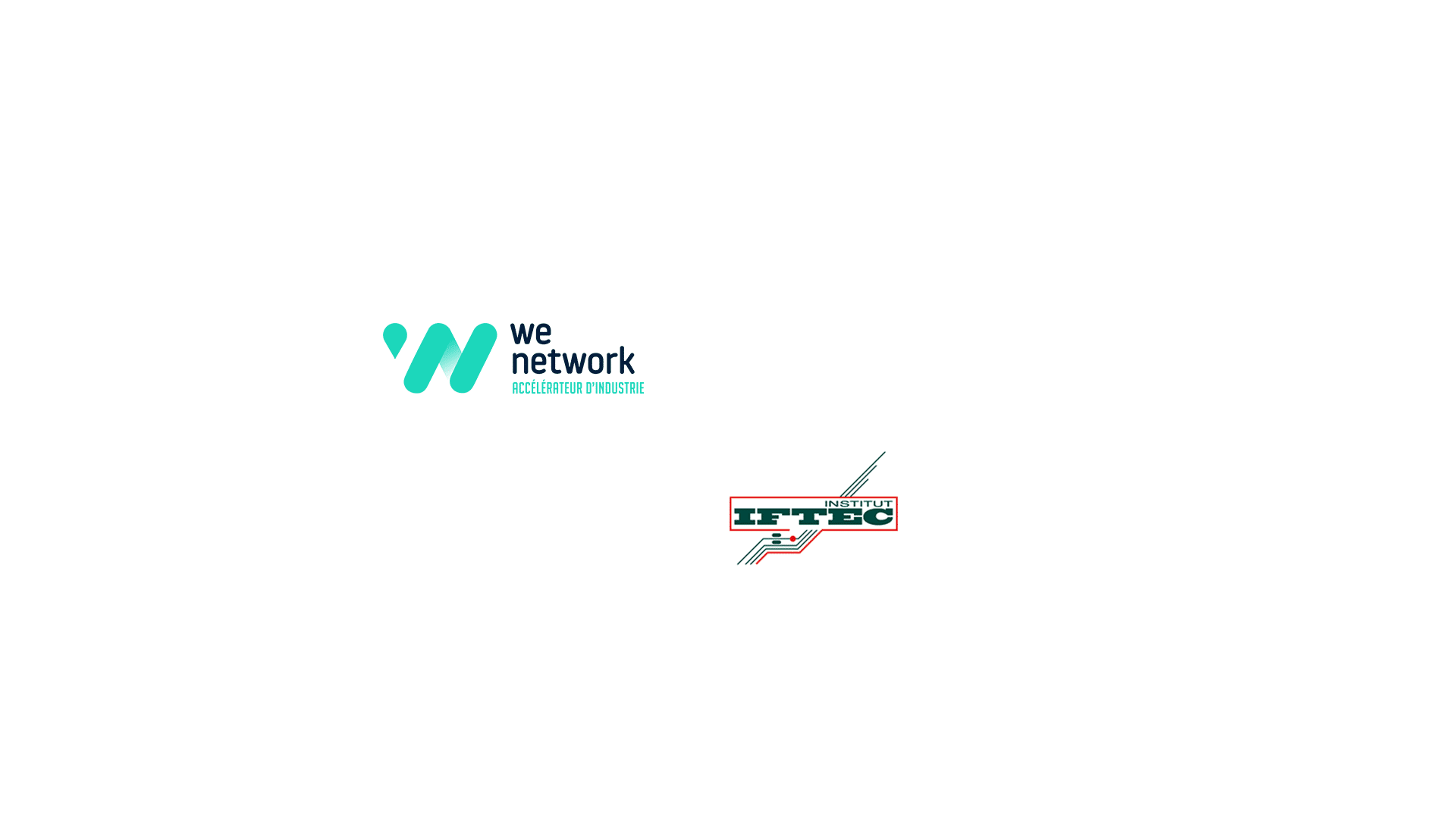 Accord de partenariat entre l'IFTEC et We Network