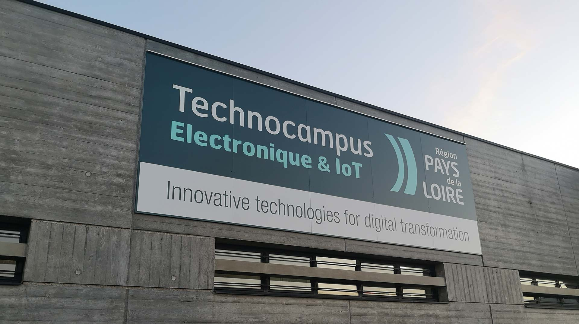 Revivez l'inauguration du Technocampus Electronique & IoT !